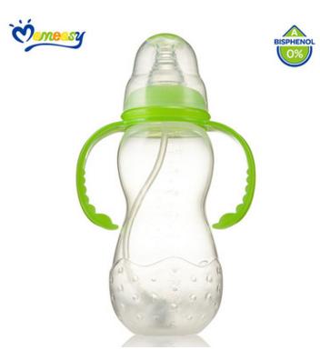 广西贤之铭贸易PP奶瓶厂家 PP奶瓶价格 PP奶瓶哪家好  PP奶瓶