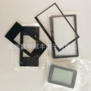 定制AG+AR+AF钢化玻璃图片