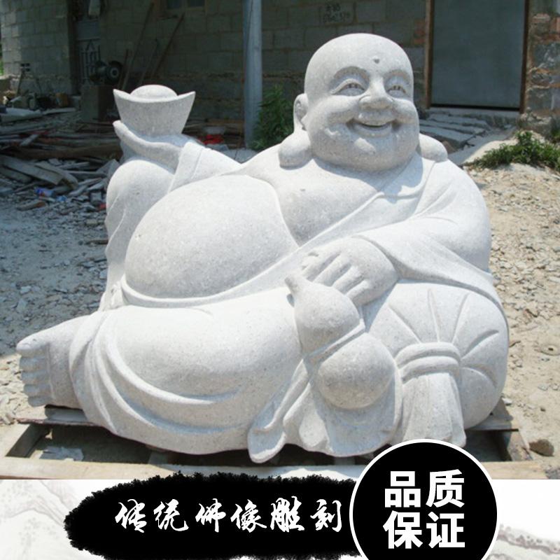 振宏石材供应传统佛像雕刻 石雕佛像雕塑工艺品 价格实惠批发