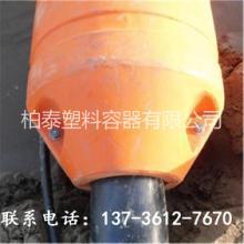 热销抽沙管道塑料浮筒生产厂家