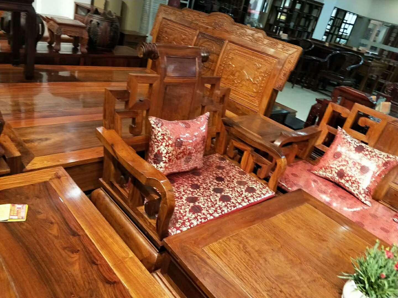 统发红木 红木家具,红木家具报价,红木家具厂家 老挝大红酸枝