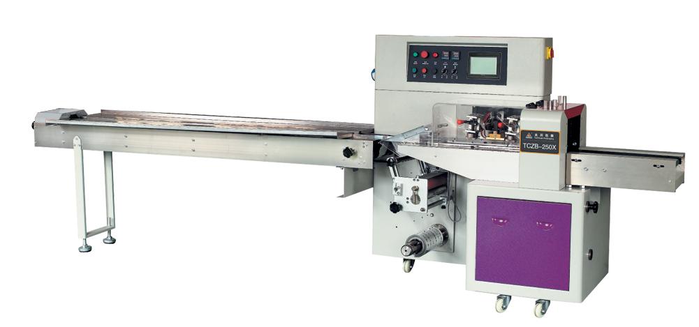 供应红枣包装机 BDZB-250X下走纸式枕包机 厂家直销