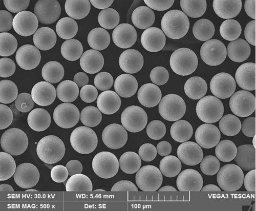 顶立科技 球形不锈钢合金粉末 3D打印金属粉末
