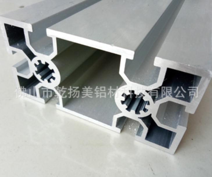 佛山工业铝型材批发, 国标50*100工业铝型材  ,重型机械框架铝材佛山工业铝材厂家直销,