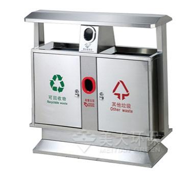 长沙美天环保垃圾桶不锈钢垃圾桶