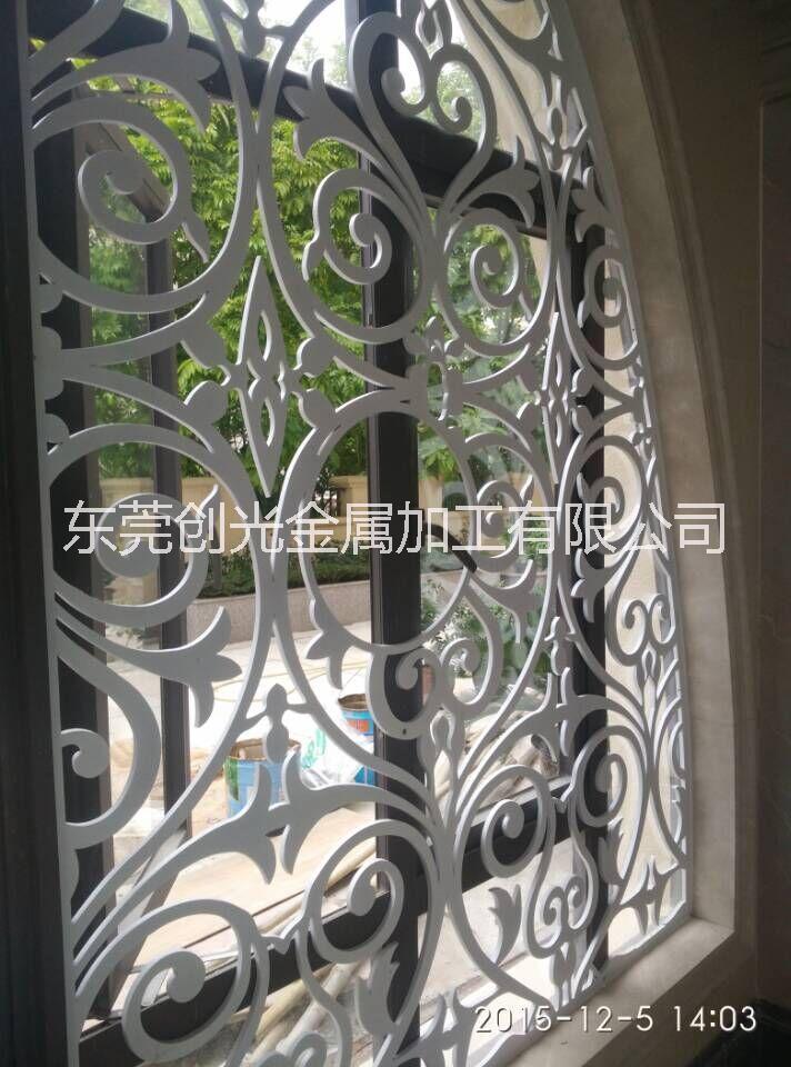 深圳东莞铝板镂空、铝板雕花哪里便宜
