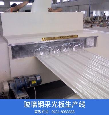 采光板生产线图片/采光板生产线样板图 (3)