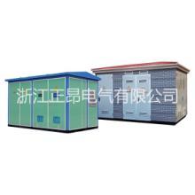 浙江厂家长期供应优质路灯箱变YBP系列预装式箱式变电站批发