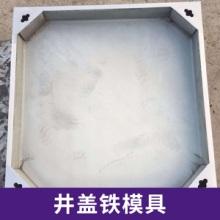 江蘇省靖江市正旺塑料制品公司 井蓋鐵模具 窨井井蓋模具 鋼模 水泥制品模具井圖片