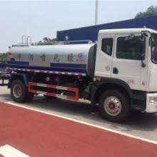10吨东风绿化喷洒车