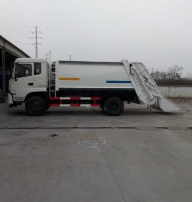 垃圾车图片/垃圾车样板图 (2)