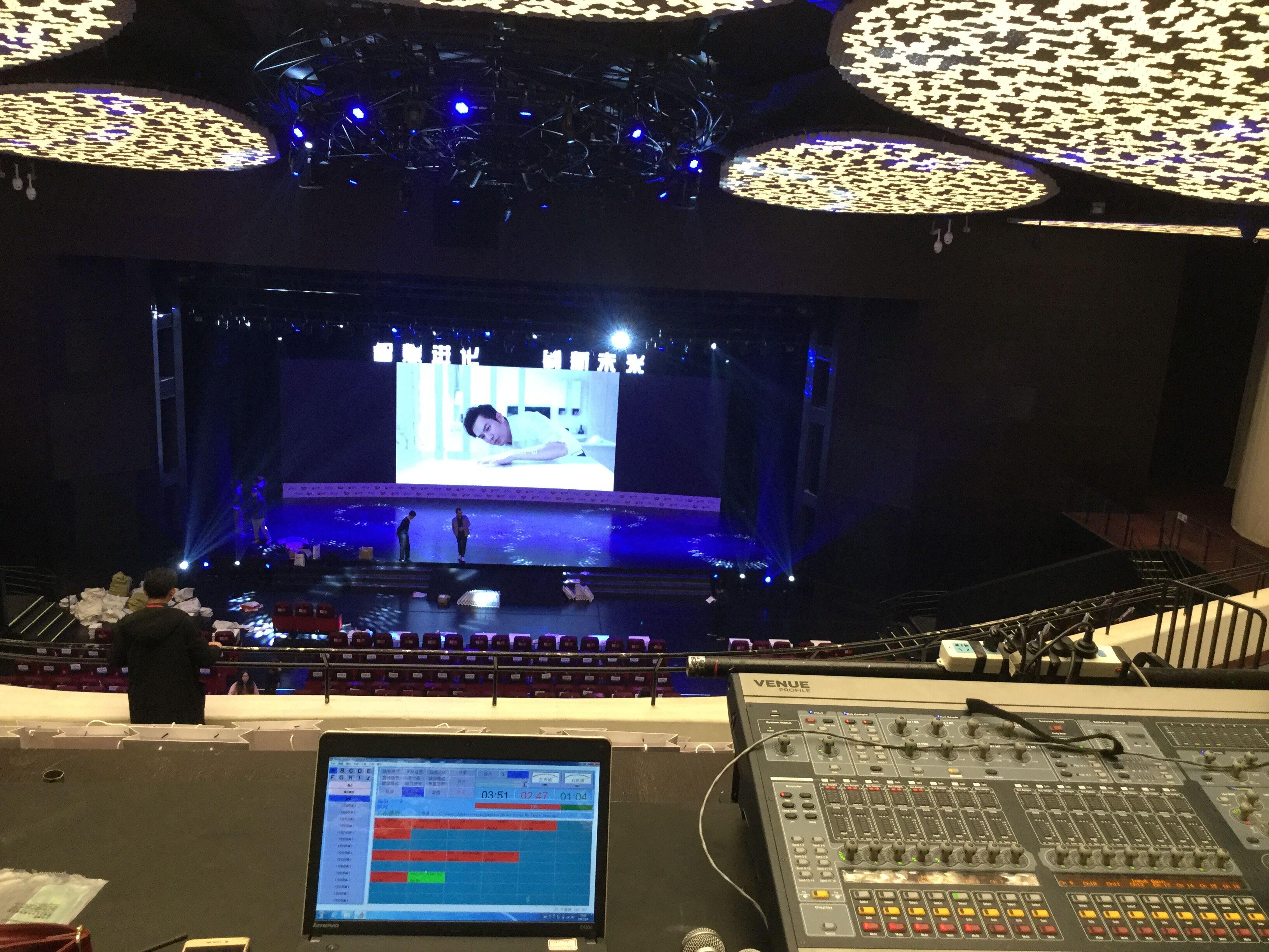 上海大型舞台搭建价格 上海偶点文化传媒有限公司