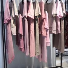 日系品牌HL2018夏季新款 ,铜氨丝连衣裙高端女装批发