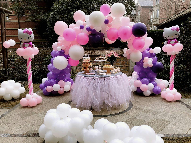 遂寧市氣球布置寶寶宴兒童生日派對求婚表白幼兒園六一兒童節氣球裝