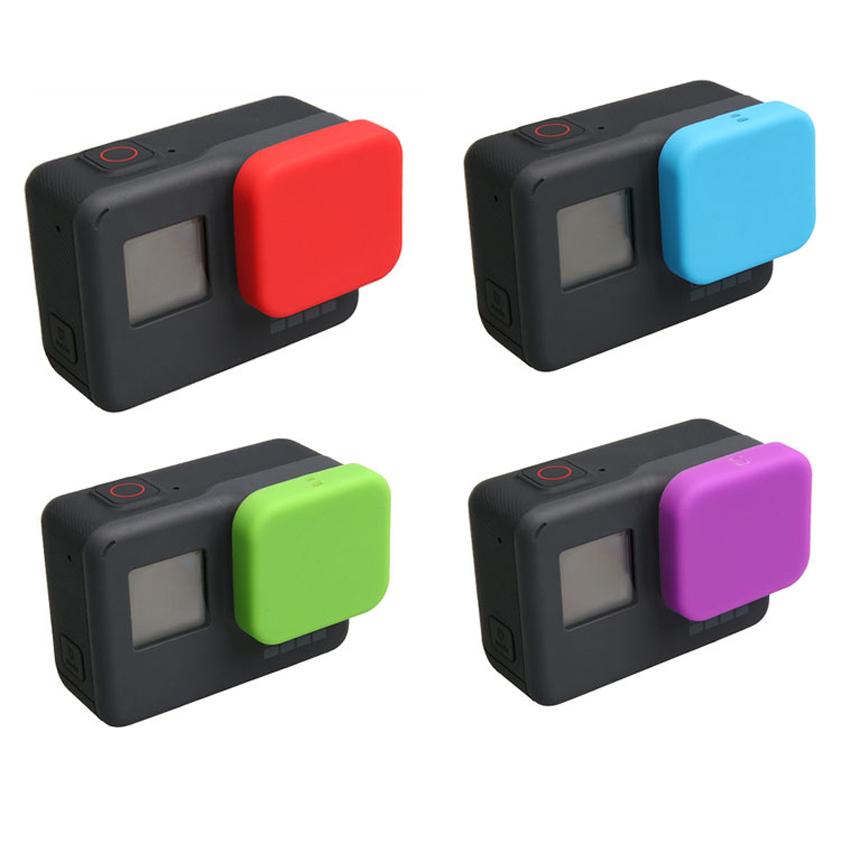 适用gopro镜头保护盖 Hero5防尘black配件套装运动相机