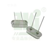 晶振现货HC49S工业级宽温小公差石英晶振批发