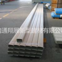 江苏100*130彩钢落水管雨水管配件