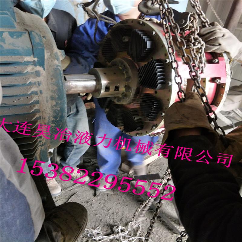 河北昊冶限矩型永磁联轴器产品技术升级