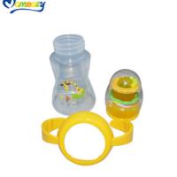 广西贤之铭贸易塑料硅胶奶瓶厂家定制 塑料硅胶奶瓶供应商 塑料硅胶奶瓶哪家好  塑料硅胶奶瓶价格   塑料硅胶奶瓶批发 标