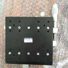 LY125-L位移微调架 交叉滚子导轨 XY轴2个方向 千分尺手动微调架图片