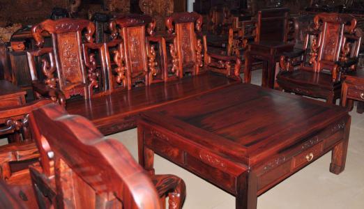 红酸枝红木家具