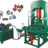 彩色马路花砖设备生产厂家 全自动透水花砖机器价格
