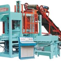 供应厂家直销环保彩色水泥植草砖机械设备图片