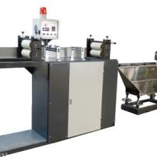 PP塑料塑胶无齿拉链条夹链挤出机 专业生产拉链机批发
