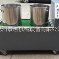 航空配件钛合金抛光机
