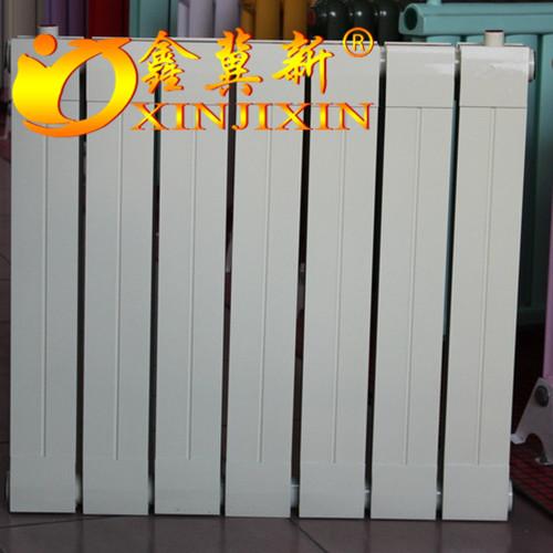 |铜铝复合水暖散热器|鑫冀新家用柱型壁挂式铜铝复合暖气片厂家