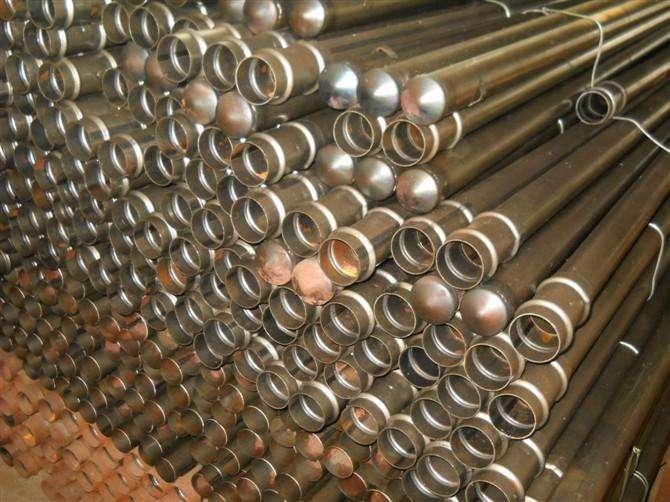 普洱声测管_57*3套筒式声测管 注浆小导管 蒂瑞克57声测管
