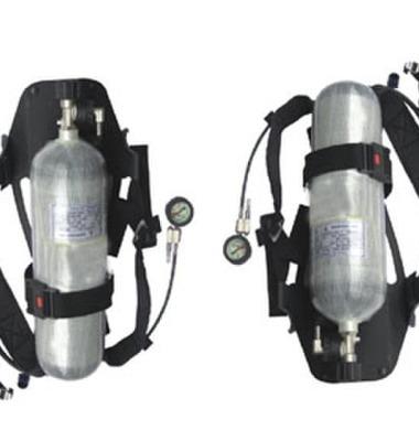 正压式空气呼吸器图片/正压式空气呼吸器样板图 (3)