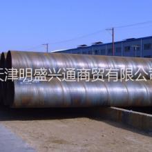 双面埋弧焊螺旋钢管   大量库存承压高 重量轻 尺寸精确