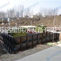 地埋式消防一体化给水泵站 地埋式箱泵一体化消防给水泵站