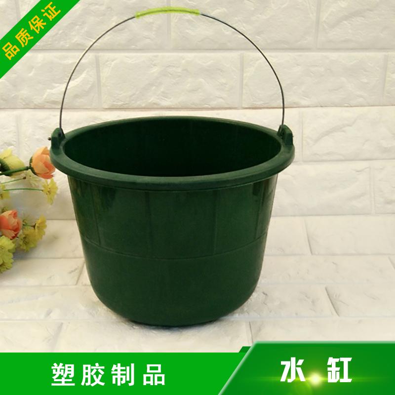 富滩塑胶制品供应水缸 手提水桶加厚塑胶桶收纳桶 实惠价格批发