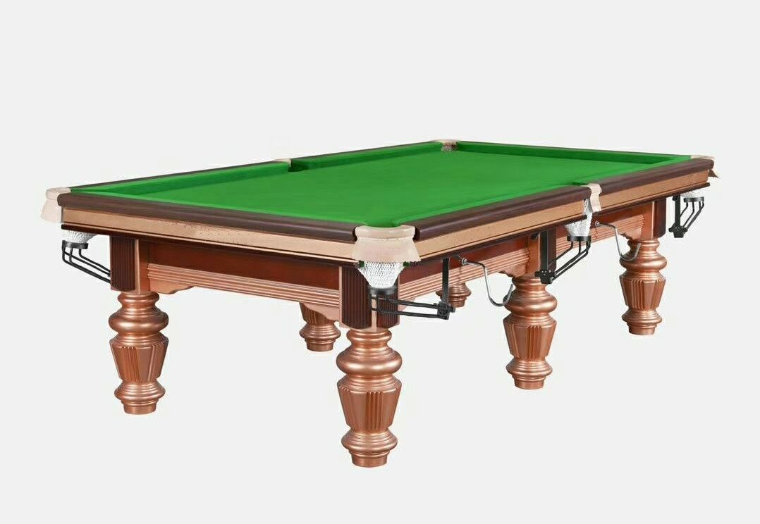 标准美式台球桌成人中式台球桌黑八家用商用二合一台球桌