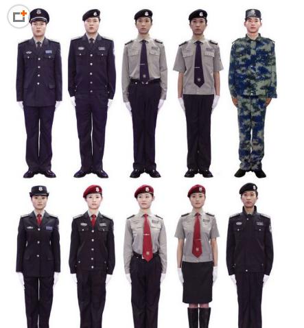 杭州保安服定制杭州保安服价格杭州保安服批发杭州保安服厂家