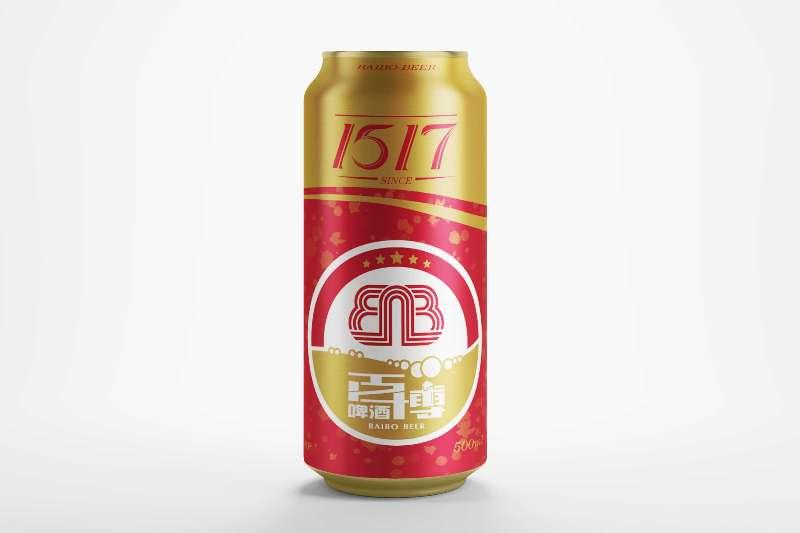 百博啤酒经典醇正500ml麦芽精酿熟(金樽) 500ml英国百博啤酒