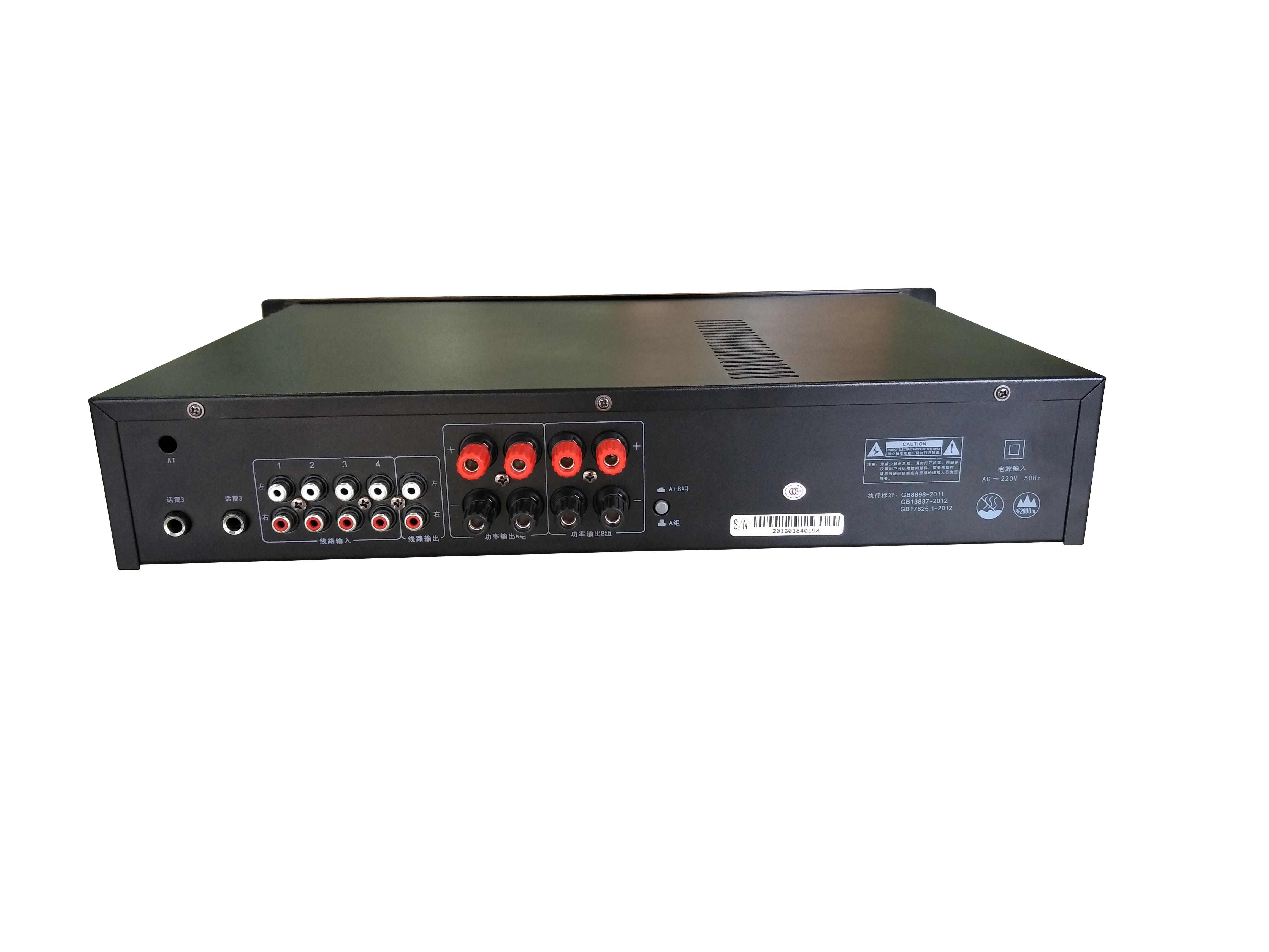 专业音频功率放大器 SJ-A230
