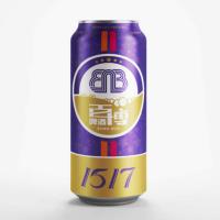 百博啤酒经典醇正500ml麦芽精酿熟  500ml英国百博啤酒(经典)