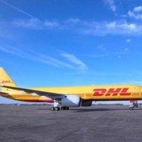 化妆品颜料发DHL国际快递到全球
