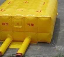 消防抢险充气逃生救生气垫批发