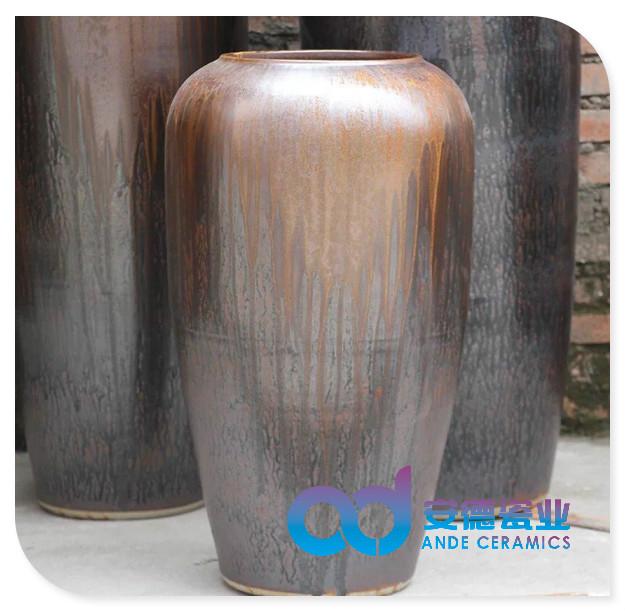 景德镇陶瓷插花瓶