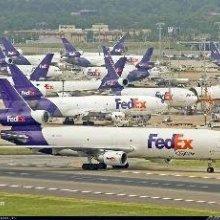 提供敏感货国际快递空运到美国运输图片