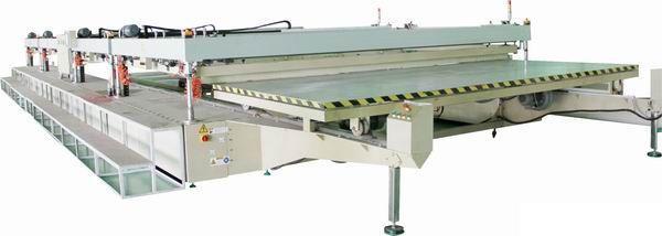 全自动多色丝印机 卷筒PVC、PU、PP、PE薄膜丝网印刷机