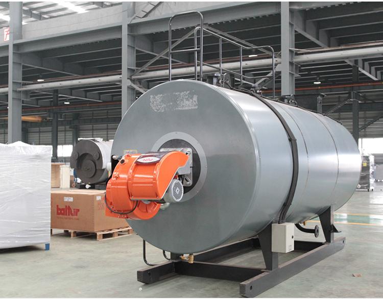 WNS卧式承压热水锅炉 电力卧式承压热水锅炉 纺织卧式承压热水锅炉