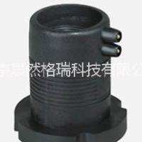 电熔125三通-电熔125弯头-125电熔法兰-125电熔管箍