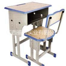 双柱课桌椅         双柱课桌椅价格          学生课桌椅          江西课桌椅厂家