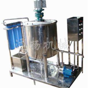 洗发水生产工艺洗发水机械设备图片
