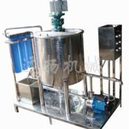 全新304不锈钢洗发水生产设备图片